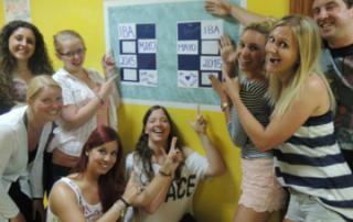 Iba Students