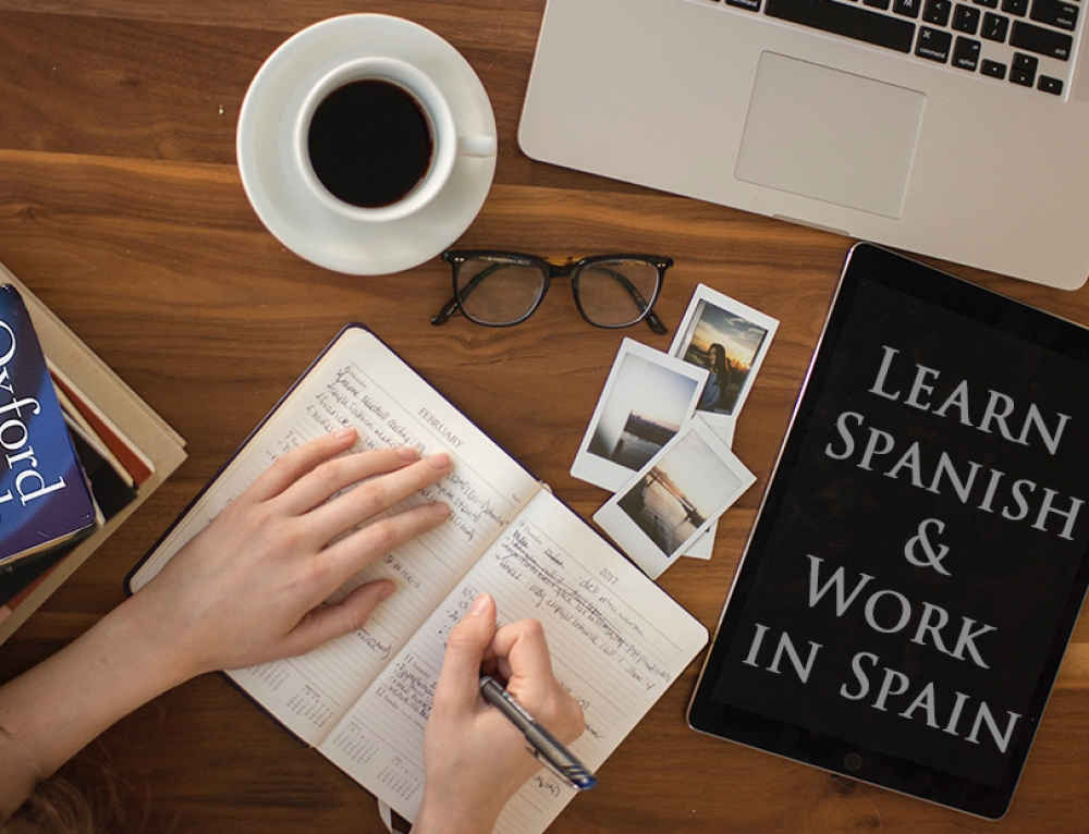 Learn Spanish and Work in Spain