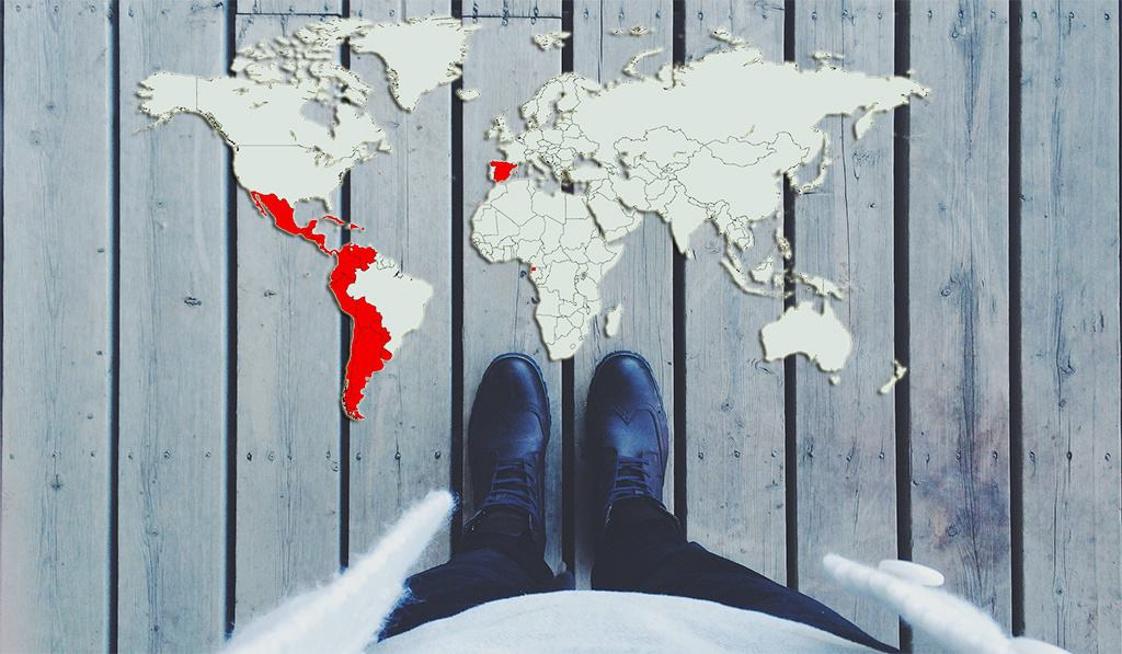 Spanish Speaking World At Your Feet